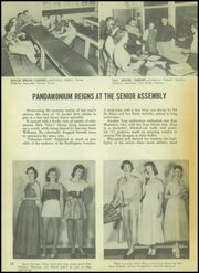 Page 16, 1951 Edition, Burlingame High School - Panther Tracks Yearbook (Burlingame, CA) online yearbook collection