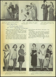 Page 17, 1951 Edition, Burlingame High School - Panther Tracks Yearbook (Burlingame, CA) online yearbook collection