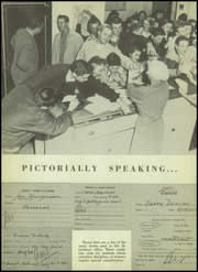 Page 8, 1951 Edition, Burlingame High School - Panther Tracks Yearbook (Burlingame, CA) online yearbook collection