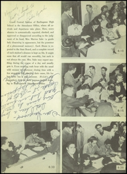 Page 9, 1951 Edition, Burlingame High School - Panther Tracks Yearbook (Burlingame, CA) online yearbook collection