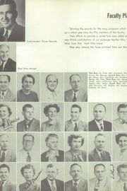 Page 10, 1953 Edition, Burlingame High School - Panther Tracks Yearbook (Burlingame, CA) online yearbook collection