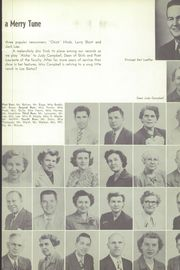 Page 11, 1953 Edition, Burlingame High School - Panther Tracks Yearbook (Burlingame, CA) online yearbook collection