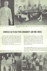 Page 12, 1953 Edition, Burlingame High School - Panther Tracks Yearbook (Burlingame, CA) online yearbook collection
