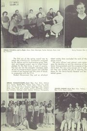 Page 13, 1953 Edition, Burlingame High School - Panther Tracks Yearbook (Burlingame, CA) online yearbook collection