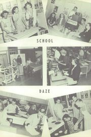 Page 14, 1953 Edition, Burlingame High School - Panther Tracks Yearbook (Burlingame, CA) online yearbook collection