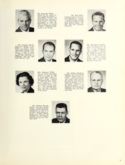 Page 13, 1962 Edition, Burlingame High School - Panther Tracks Yearbook (Burlingame, CA) online yearbook collection