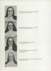 Page 12, 1955 Edition, Our Lady of Guadalupe Academy - Semper Fidelis Yearbook (Calexico, CA) online yearbook collection