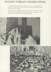 Page 13, 1955 Edition, Our Lady of Guadalupe Academy - Semper Fidelis Yearbook (Calexico, CA) online yearbook collection