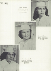 Page 17, 1955 Edition, Our Lady of Guadalupe Academy - Semper Fidelis Yearbook (Calexico, CA) online yearbook collection