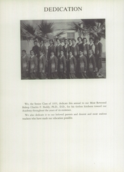 Page 6, 1955 Edition, Our Lady of Guadalupe Academy - Semper Fidelis Yearbook (Calexico, CA) online yearbook collection