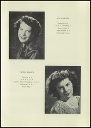 Page 15, 1950 Edition, Calipatria High School - Hornet Yearbook (Calipatria, CA) online yearbook collection