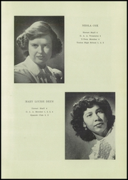Page 17, 1950 Edition, Calipatria High School - Hornet Yearbook (Calipatria, CA) online yearbook collection