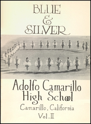 Page 3, 1958 Edition, Adolfo Camarillo High School - Blue and Silver Yearbook (Camarillo, CA) online yearbook collection