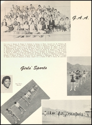 Adolfo Camarillo High School - Blue and Silver Yearbook (Camarillo, CA) online yearbook collection, 1958 Edition, Page 49
