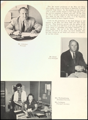Page 5, 1958 Edition, Adolfo Camarillo High School - Blue and Silver Yearbook (Camarillo, CA) online yearbook collection