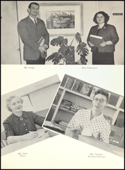 Page 6, 1958 Edition, Adolfo Camarillo High School - Blue and Silver Yearbook (Camarillo, CA) online yearbook collection