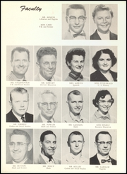 Page 8, 1958 Edition, Adolfo Camarillo High School - Blue and Silver Yearbook (Camarillo, CA) online yearbook collection