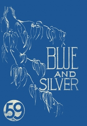 Adolfo Camarillo High School - Blue and Silver Yearbook (Camarillo, CA) online yearbook collection, 1959 Edition, Page 1