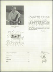 Page 6, 1959 Edition, Adolfo Camarillo High School - Blue and Silver Yearbook (Camarillo, CA) online yearbook collection