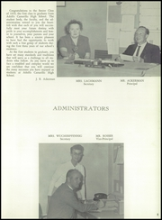 Page 9, 1959 Edition, Adolfo Camarillo High School - Blue and Silver Yearbook (Camarillo, CA) online yearbook collection