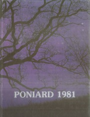 1981 Edition, Westmont High School - Poniard Yearbook (Campbell, CA)
