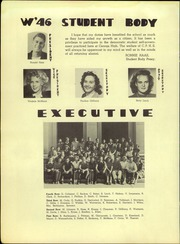 Page 12, 1946 Edition, Canoga Park High School - Utopian Yearbook (Canoga Park, CA) online yearbook collection