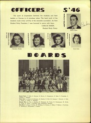 Page 13, 1946 Edition, Canoga Park High School - Utopian Yearbook (Canoga Park, CA) online yearbook collection