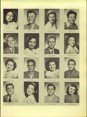 Page 17, 1946 Edition, Canoga Park High School - Utopian Yearbook (Canoga Park, CA) online yearbook collection