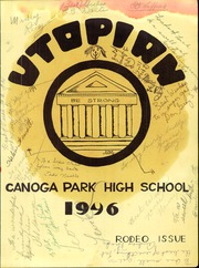 Page 3, 1946 Edition, Canoga Park High School - Utopian Yearbook (Canoga Park, CA) online yearbook collection