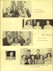 Page 10, 1947 Edition, Canoga Park High School - Utopian Yearbook (Canoga Park, CA) online yearbook collection