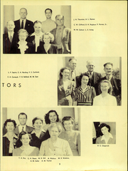 Page 11, 1947 Edition, Canoga Park High School - Utopian Yearbook (Canoga Park, CA) online yearbook collection