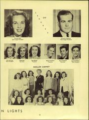 Page 17, 1947 Edition, Canoga Park High School - Utopian Yearbook (Canoga Park, CA) online yearbook collection