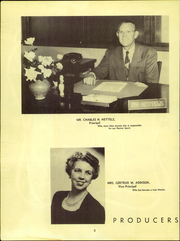Page 8, 1947 Edition, Canoga Park High School - Utopian Yearbook (Canoga Park, CA) online yearbook collection