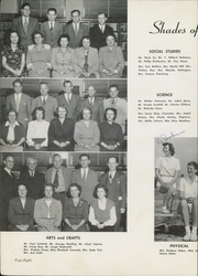 Page 12, 1949 Edition, Canoga Park High School - Utopian Yearbook (Canoga Park, CA) online yearbook collection