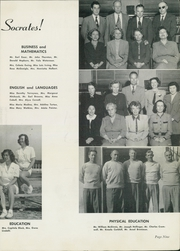Page 13, 1949 Edition, Canoga Park High School - Utopian Yearbook (Canoga Park, CA) online yearbook collection