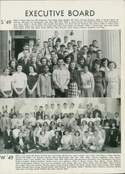 Page 17, 1949 Edition, Canoga Park High School - Utopian Yearbook (Canoga Park, CA) online yearbook collection