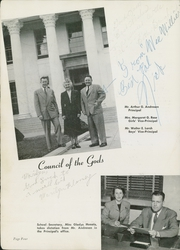 Page 8, 1949 Edition, Canoga Park High School - Utopian Yearbook (Canoga Park, CA) online yearbook collection