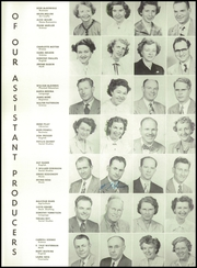 Page 12, 1951 Edition, Canoga Park High School - Utopian Yearbook (Canoga Park, CA) online yearbook collection