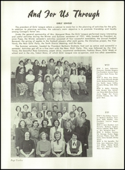 Page 16, 1951 Edition, Canoga Park High School - Utopian Yearbook (Canoga Park, CA) online yearbook collection
