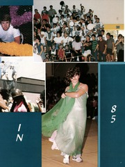 Page 11, 1985 Edition, Carlsbad High School - Purple Shield Yearbook (Carlsbad, CA) online yearbook collection