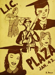 1943 Edition, Long Island City High School - Plaza Yearbook (Long Island City, NY)