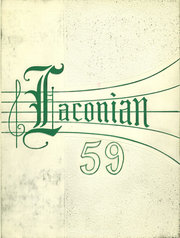 Page 1, 1959 Edition, Castro Valley High School - Laconian Yearbook (Castro Valley, CA) online yearbook collection