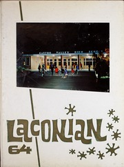 1964 Edition, Castro Valley High School - Laconian Yearbook (Castro Valley, CA)