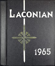 1965 Edition, Castro Valley High School - Laconian Yearbook (Castro Valley, CA)