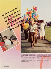 Page 10, 1985 Edition, North Monterey County High School - Rookery Yearbook (Castorville, CA) online yearbook collection