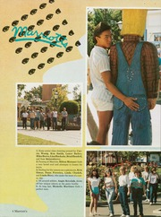 Page 8, 1985 Edition, North Monterey County High School - Rookery Yearbook (Castorville, CA) online yearbook collection