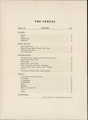 Page 10, 1948 Edition, Ceres High School - Cereal Yearbook (Ceres, CA) online yearbook collection