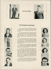 Page 16, 1948 Edition, Ceres High School - Cereal Yearbook (Ceres, CA) online yearbook collection