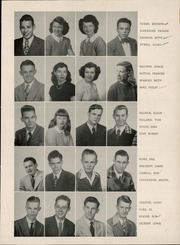 Page 17, 1948 Edition, Ceres High School - Cereal Yearbook (Ceres, CA) online yearbook collection