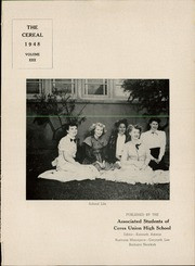 Page 7, 1948 Edition, Ceres High School - Cereal Yearbook (Ceres, CA) online yearbook collection